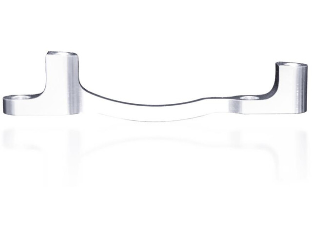 Trickstuff PM-PM Schijf Adapter +43mm CNC, silver